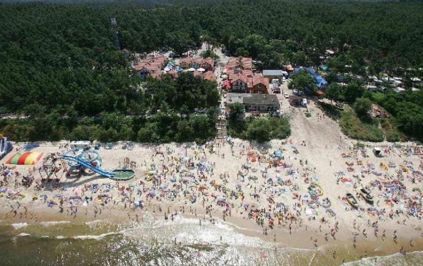 Ogłoszenie Wójta Gminy Stegna o podaniu do publicznej wiadomości projektu uchwały w sprawie określenia wykazu kąpielisk na terenie Gminy Stegna.