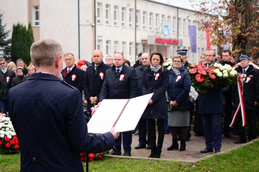 Obchody Narodowego Święta Niepodległości w Nowym Dworze Gd. 2019