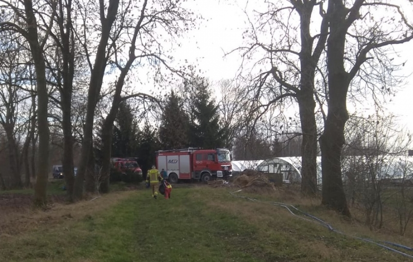 Znaleziono zwłoki młodego mężczyzny w rzece