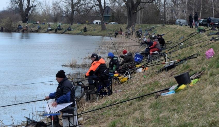 Żelichowo. Otwarcie sezonu wędkarskiego 22 marca.