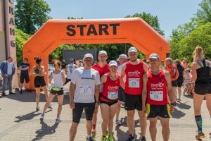 Pierwsza edycja biegu i marszu BumeRun w Kątach Rybackich za nami.
