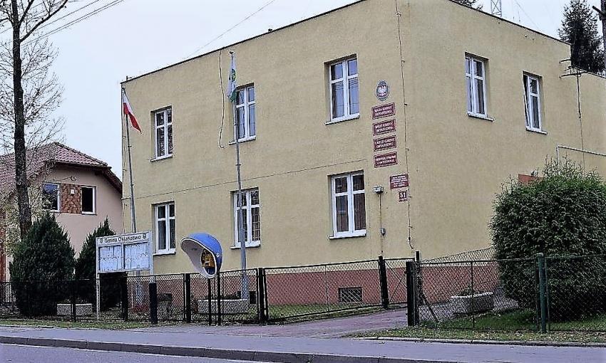 Ogłoszenie konkursu na kandydata na stanowisko Dyrektora Zespołu Szkół w Ostaszewie