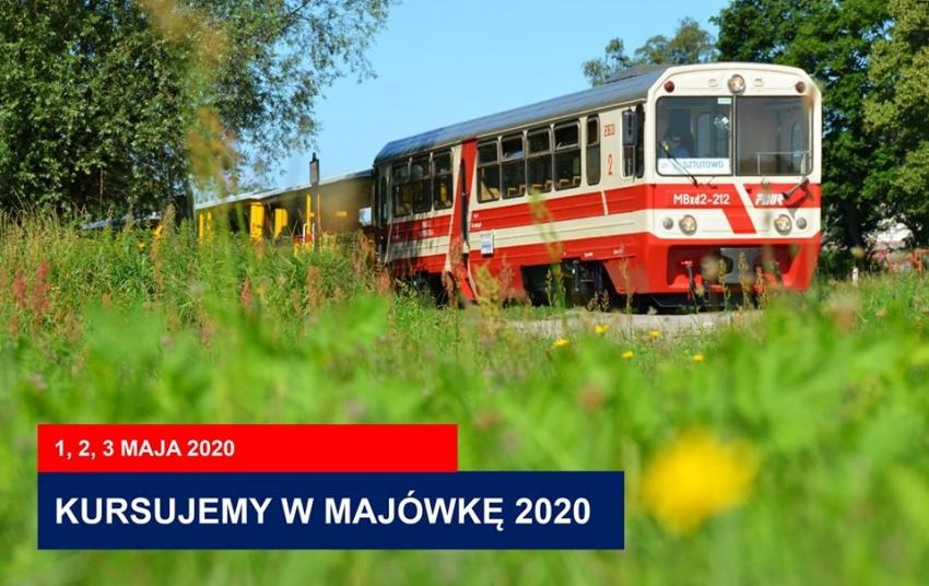 Żuławska Kolej Dojazdowa pojedzie w Majówkę.